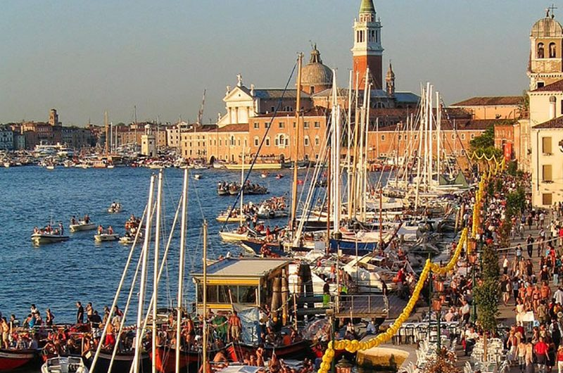 Feasts and sagre in Venice