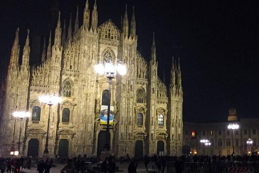 Milan by run