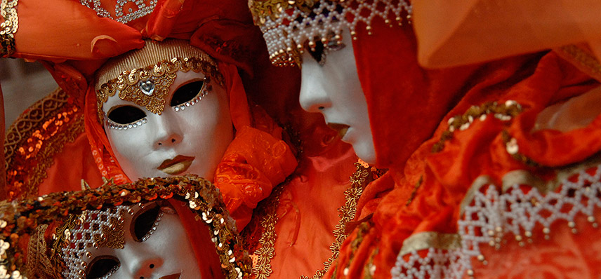 Venice Carnival 2018 - featured image