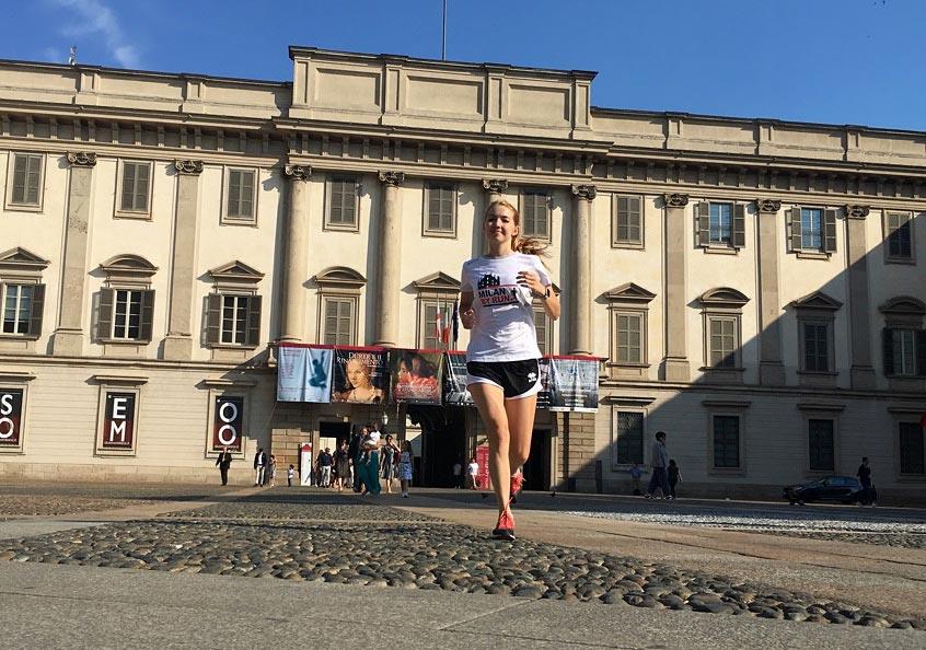 Milan 36 running tour