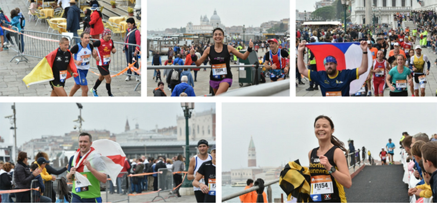 Venice Marathon International meeting point